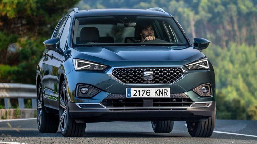 149f87e2ef98e Prvá jazda: Seat Tarraco – 'Kodiaq pre mladších' jazdí perfektne - Testy  automobilov - Auto - Pravda.sk