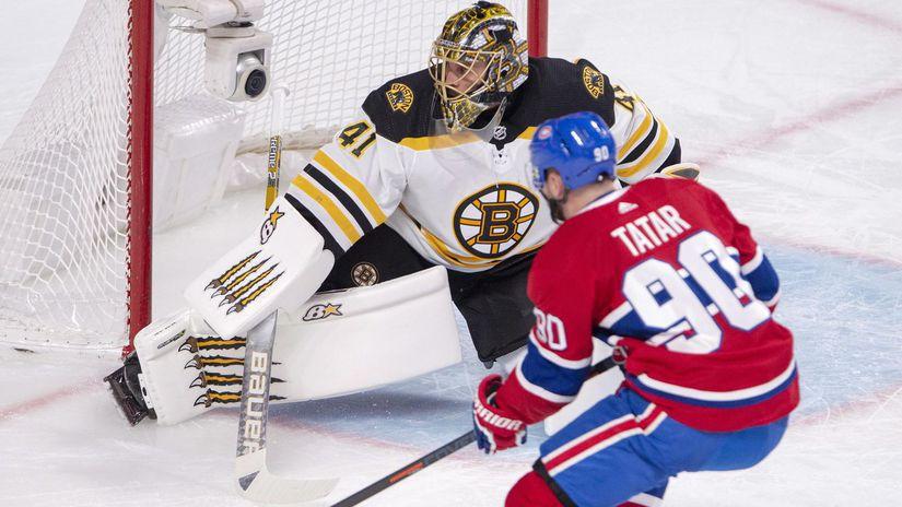 f5a4cae1d0a Skvelý Halák! Vychytal Tatara i celý Montreal - NHL - Hokej - Šport ...