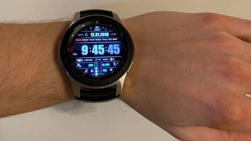 15a838735d2 Test  Samsung Galaxy Watch - hodinky so slušnou výdržou aj výbavou - Obraz  a zvuk - Veda a technika - Pravda.sk