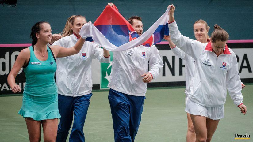 55f880ea3371b Zostava na Lotyšsko je známa. Chýba v nej Rybáriková - Tenis - Šport -  Pravda.sk