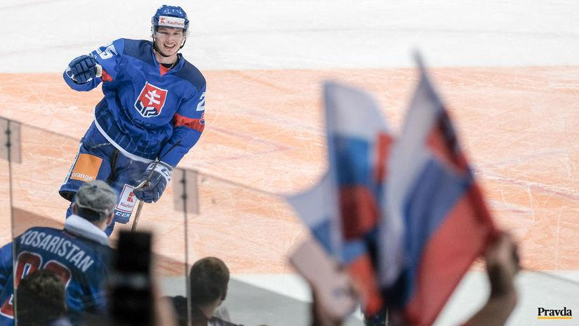 Nitra na hrad! Mladé pušky ukázali veľký potenciál - MS 2019 - Hokej ... 3e93da04fa