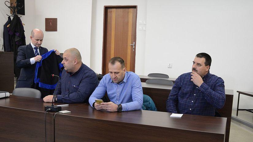 VIDEO: Bratov Paškovcov odsúdili za pouličnú bitku, odvolali sa  - Regióny - Správy - Pravda.sk