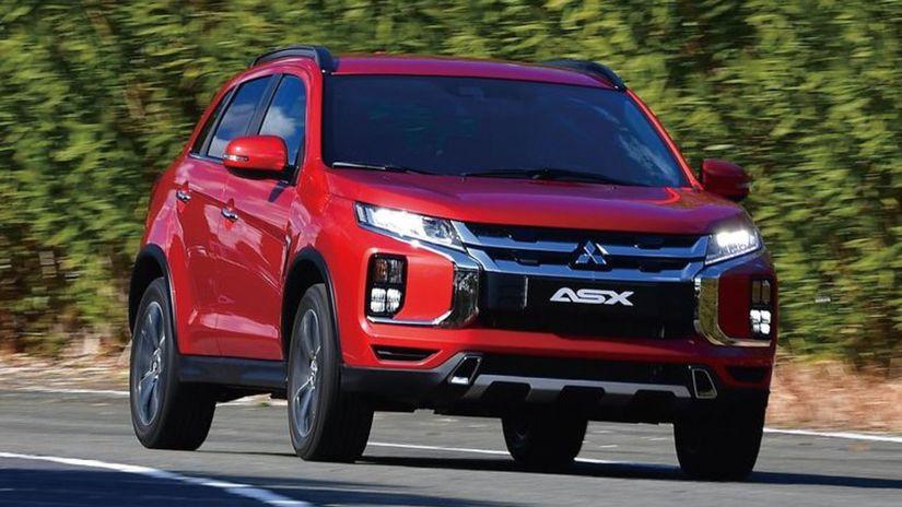 Mitsubishi ASX: Nekonečný príbeh pokračuje  Dostal štvrtú