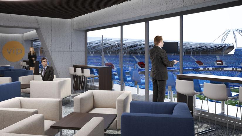 c01cbc3ab65 Futbalový luxus  Slovan predáva lístky do VIP-iek. Pozrite sa