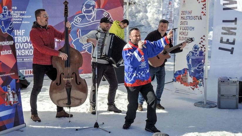30de6f900474b VIDEO: Ondrej Kandráč naspieval pieseň k hokejovým MS. Vypočujte si ju - MS  2019 - Hokej - Šport - Pravda.sk