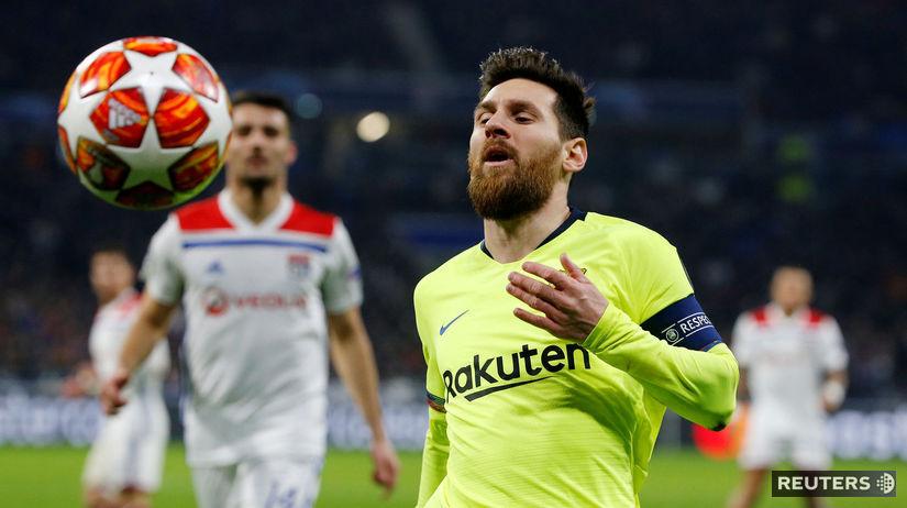 0a949f7672b04 Lyon aj Barcelona potvrdili svoje série. Valverdemu sa remíza málila - Liga  majstrov - Futbal - Šport - Pravda.sk