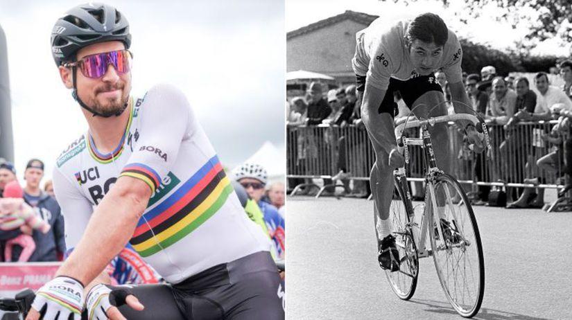 2809a2965a953 Merckxov odkaz Saganovi: Zelený dres nemá žltú farbu - Cyklistika - Šport -  Pravda.sk