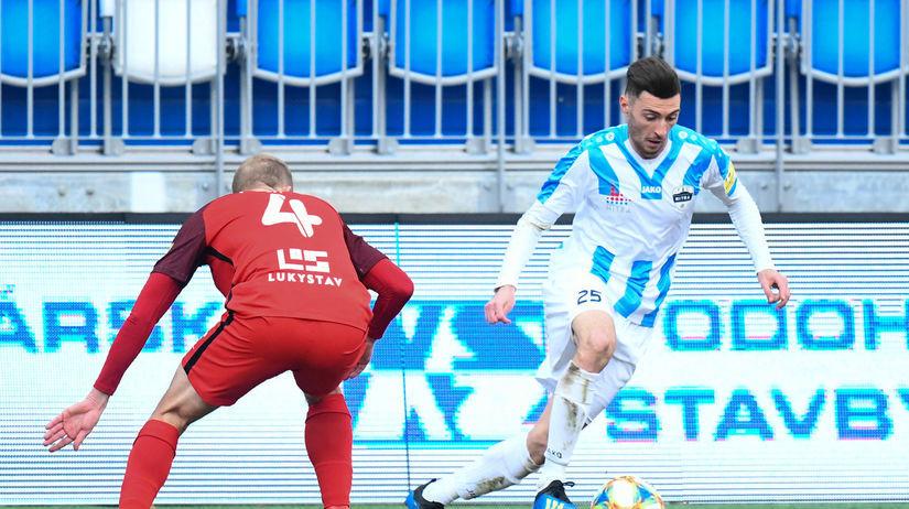 b3ec66bec0 V Trenčíne i Nitre smútia. Zostali bez prvej šestky - Fortuna liga - Futbal  - Šport - Pravda.sk