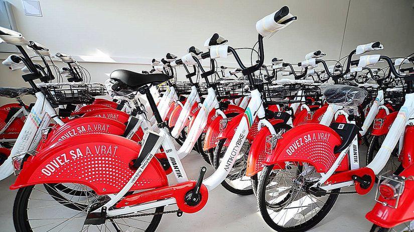f5d3708b8 V Košiciach si budú môcť požičiavať až tisícku bicyklov - Regióny - Správy  - Pravda.sk