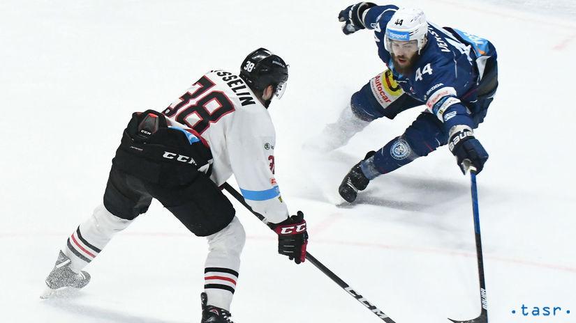 93b785afcc7dc Banská Bystrica deklasovala Nitru na jej ľade a je výhru od titulu -  Extraliga - Hokej - Šport - Pravda.sk
