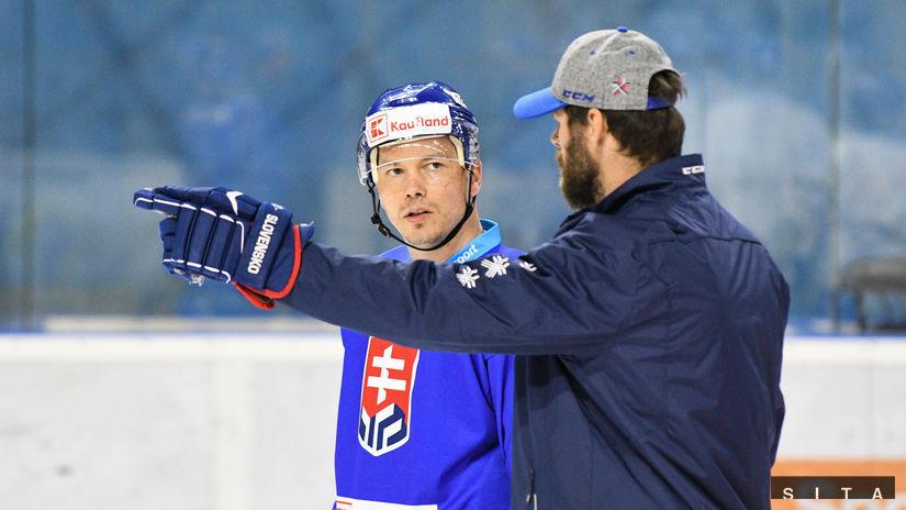 ccb5b4f9e6821 Zostava proti Česku je známa, Říha si prvý zápas pozrie v televízii - MS  2019 - Hokej - Šport - Pravda.sk