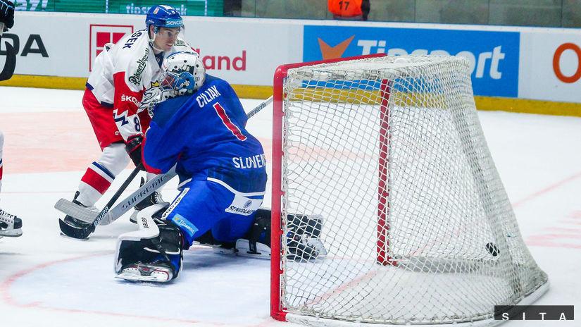 a6b09728e3c46 Slováci podľahli Čechom aj v Nitre. Ramsay: Viackrát nám chýbal kúsok - MS  2019 - Hokej - Šport - Pravda.sk