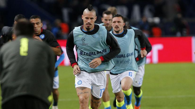 6c76afc41c59c Hamšík v Číne nie je nespokojný: Talianske médiá si zle preložili veci - Zahraničné  ligy - Futbal - Šport - Pravda.sk