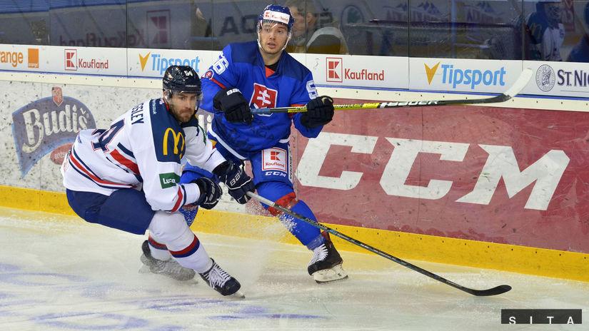 24682ce5f32fd Hokejisti majú ešte jednu šancu - MS 2019 - Hokej - Šport - Pravda.sk