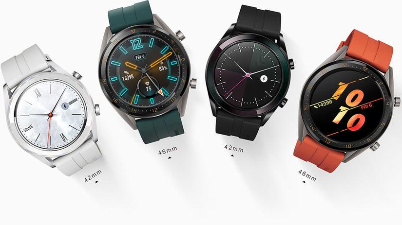 dda0db03d Test: Huawei Watch GT sú inteligentné hodinky s rekordnou výdržou -  Komunikácia - Veda a technika - Pravda.sk