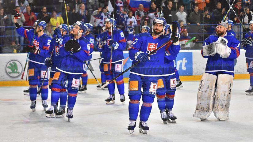 3f795c439da65 Nominácia Slovenska na MS 2019. Táto partia vyvolených sa pokúsi o domáci  úspech - MS 2019 - Hokej - Šport - Pravda.sk