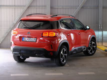 Test: Citroën C5 Aircross BlueHDi 130 –...