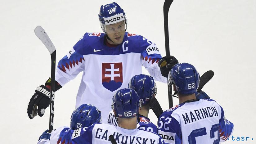 7c79d0b5f8df4 Hlavný súper Slovákov na MS 2020? Domáca reprezentácia - MS 2019 - Hokej -  Šport - Pravda.sk