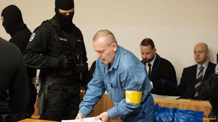 Rusko trvá na svojej nevine v kauze vraždy Volzovej, proces odročili na september - Domáce - Správy - Pravda.sk