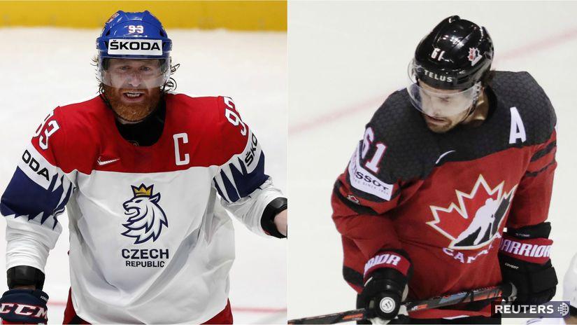 abb41ae67bd79 Kanadu preverí najlepší útok. Vydrží jej šťastie? Fíni tužia po repríze - MS  2019 - Hokej - Šport - Pravda.sk