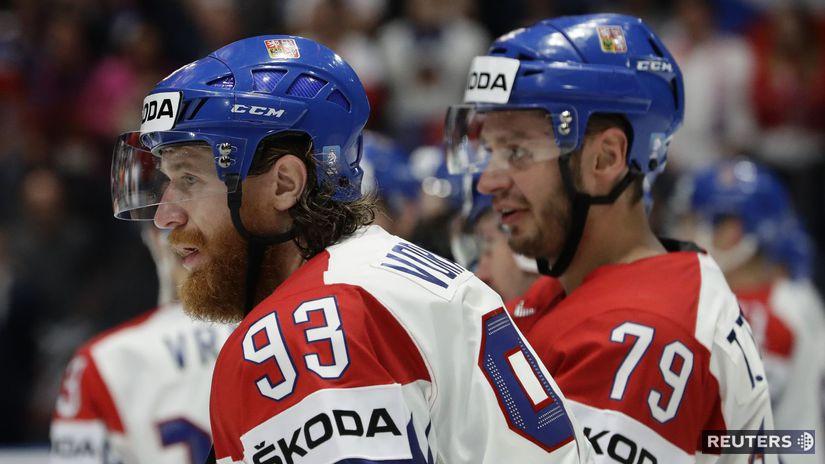 c1f1248697360 Kanada rozdrvila Česko. Říha: Zaslúžená prehra - MS 2019 - Hokej ...
