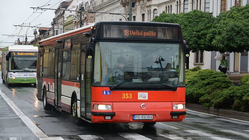 6e93508e9 Štrajk v Prešove, autobusy budú jazdiť len obmedzene - Regióny ...