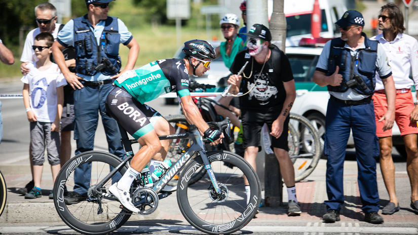 4fc3815986c1a Valach pred Tour: Sagan je silný a má valutu, ktorú si odjazdil ...