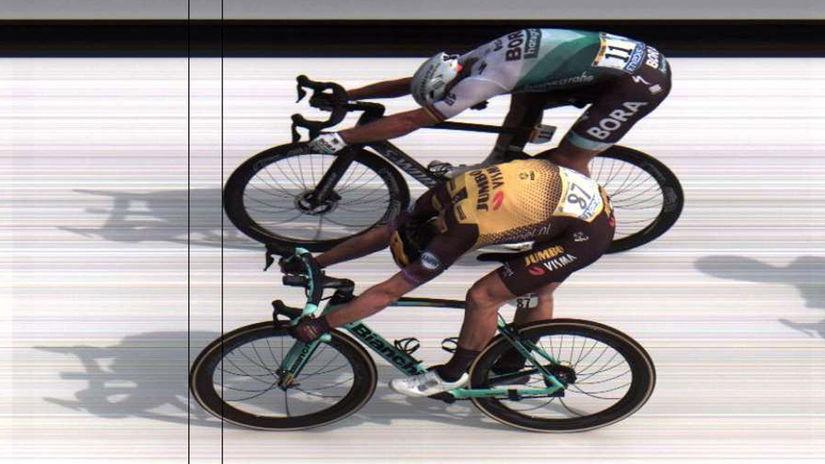 3ceaca1fda5dc Sagan prišiel o triumf na páske: Je to súčasť pretekov a špurtov ...