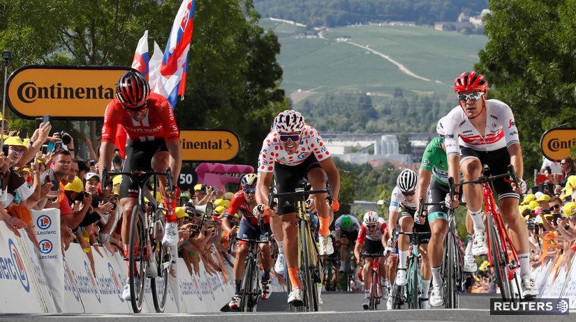 4935a12385f7f Po časovke sa zdalo, že na Tour končí. Saganov rival povstal a ...