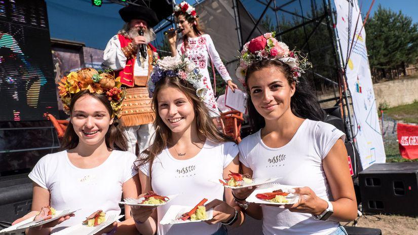 0fa5396b2 Liptovfest zabaví aj prekvapí - Festivaly - Kultúra - Pravda.sk