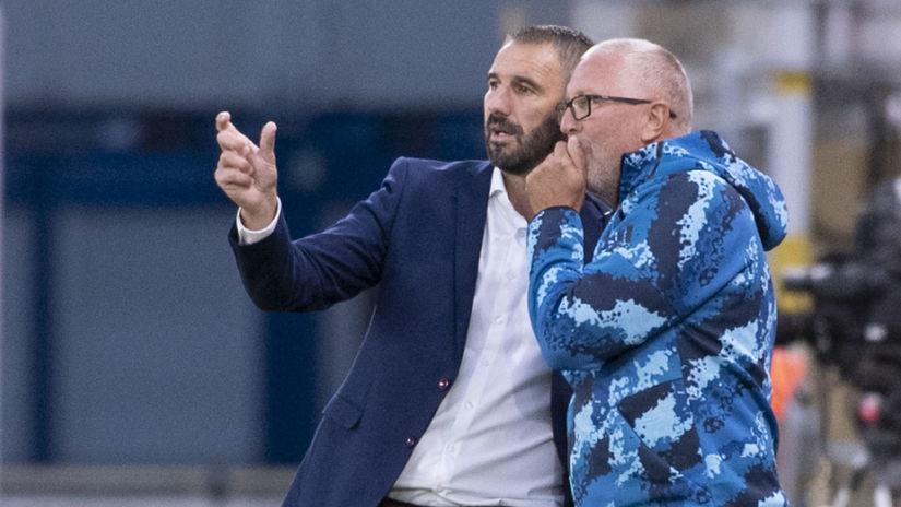 094397356 Ševela už nie je trénerom Slovana, jeho nástupca bude čoskoro známy - Liga  majstrov - Futbal - Šport - Pravda.sk