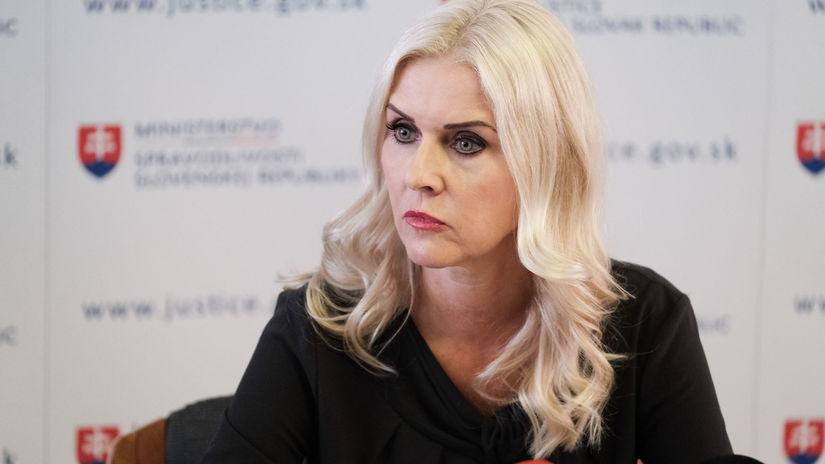 Sudcovská stolička Jankovskej sa ešte viac rozkývala - Domáce - Správy - Pravda.sk