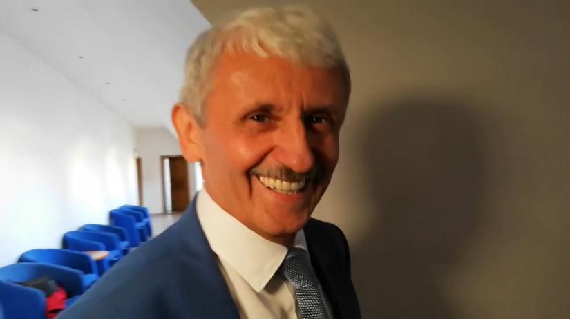 Dzurinda prehovoril o Gorile. Pozrite si video - Domáce - Správy - Pravda.sk