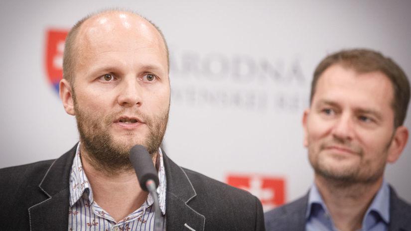 Obvinenie Naďa má súvisieť s kauzou agenta Skripaľa, oznamovateľom je Balciar - Domáce - Správy - Pravda.sk