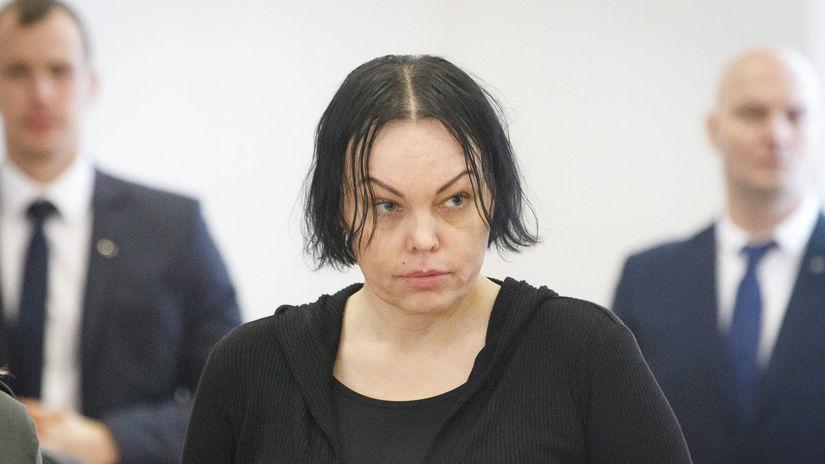 Zsuzsová má prvý právoplatný trest, za vraždu Basternáka si odsedí 21 rokov - Domáce - Správy - Pravda
