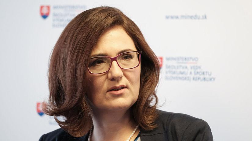Lubyová: Testovanie žiakov potvrdilo, že sme zvrátili negatívny trend - Domáce - Správy - Pravda.sk