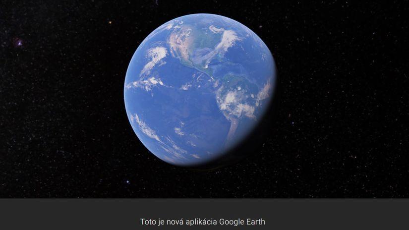 Virtualny Globus Google Earth Si Uz Spustite Aj Na Firefoxe A