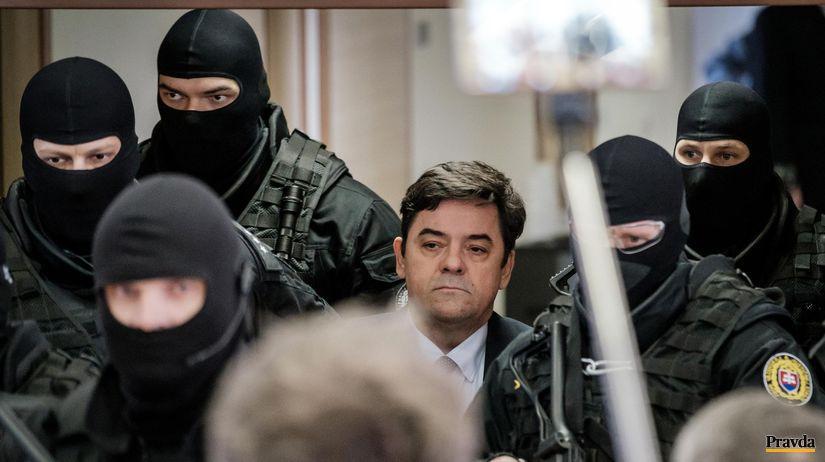 Kočner: K skutku prípravy vraždy Klaus-Volzovej neviem nič povedať - Domáce - Správy - Pravda.sk