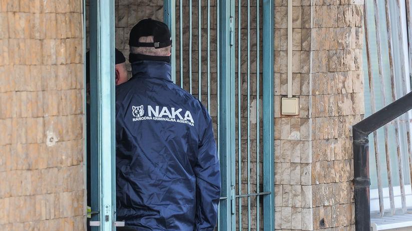 Exsudcu a advokáta zadržaných počas akcie Búrka prepustili na slobodu  - Domáce - Správy - Pravda.sk