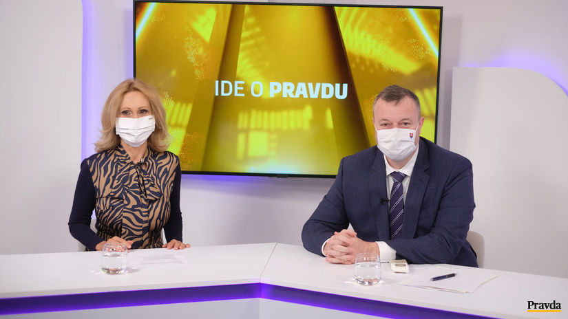 Krajniak v Ide o pravdu: Ak nepríde katastrofa, 13. dôchodky budú - Domáce - Správy - Pravda.sk