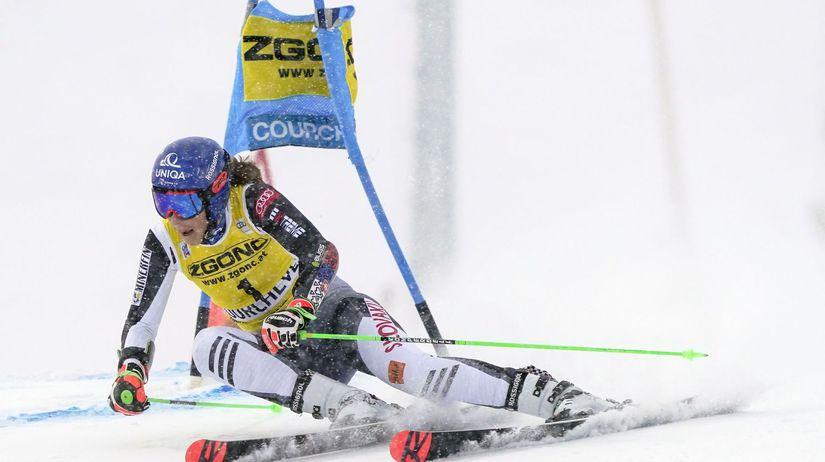 Vybrala Si Spravne Vlhova Odstartuje S Veľmi Nizkym Cislom Zimne Sporty Sport Pravda Sk