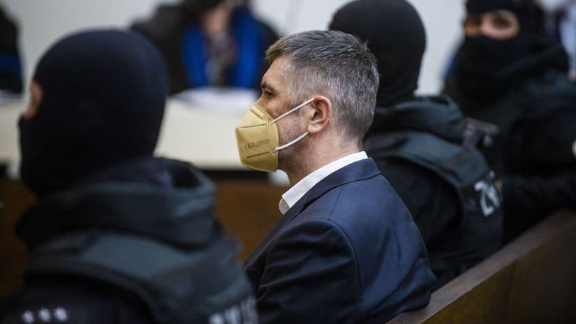 Bosovi takáčovcov Kudličkovi potvrdili 25-ročný trest odňatia slobody - Domáce - Správy - Pravda.sk