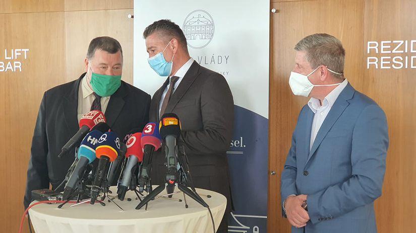 Mikulec: Konkrétne opatrenia by mohol prijať ústredný krízový štáb v  pondelok - Domáce - Správy - Pravda.sk