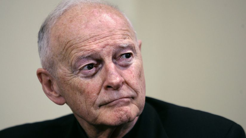Bývalého kardinála McCarricka obvinili zo sexuálneho napadnutia maloletého chlapca - Svet - Správy - Pravda.sk