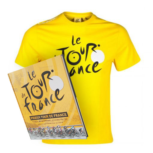 Žlté tričko Tour de France