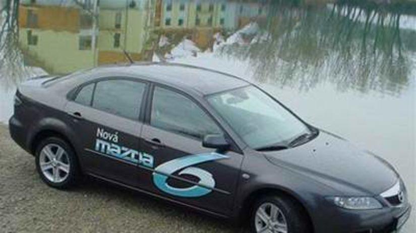 Mazda 6 2,0i Touring