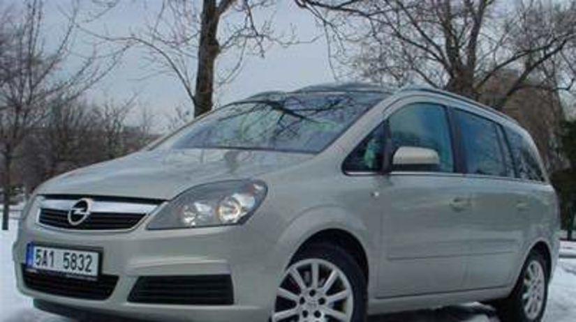 Opel Zafira 1,9 CDTI Enjoy