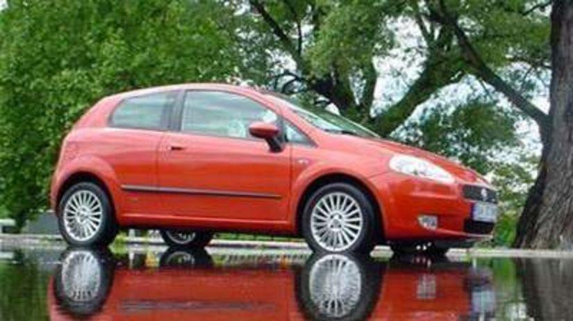 Fiat Punto 1,3 Multijet