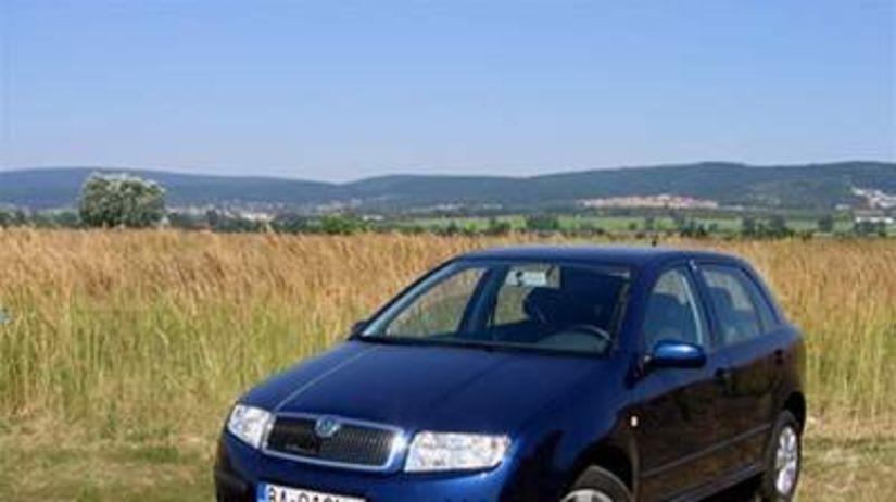 Škoda Fabia TDI