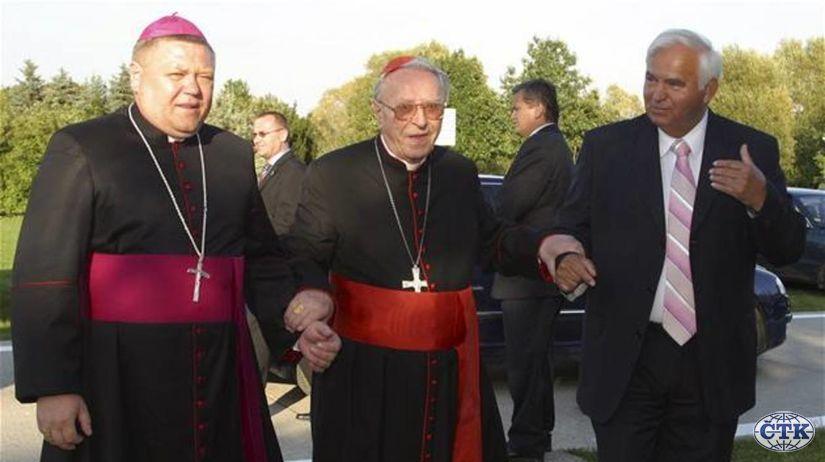 Kardinál Ján Chryzostom Korec